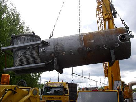 40 ton terästa1